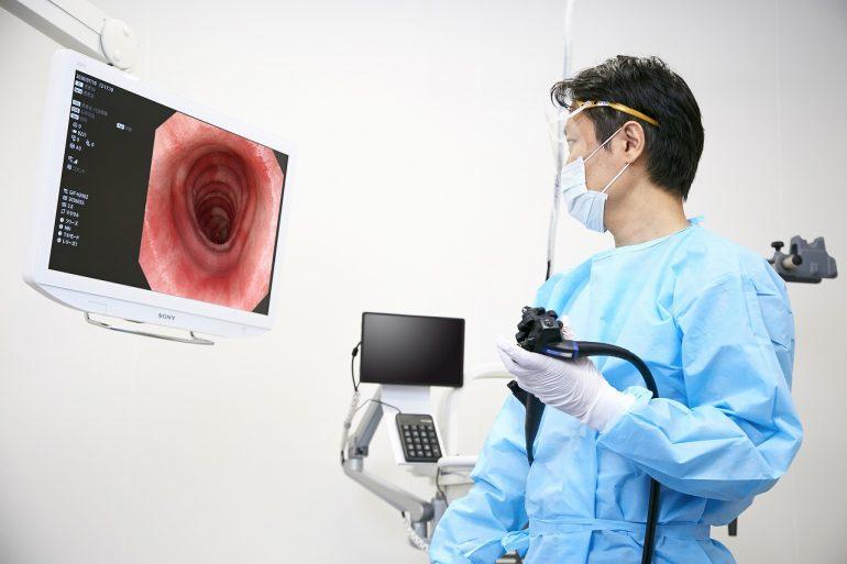 胃カメラ検査