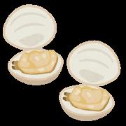 貝類(牡蠣以外)