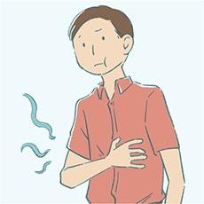 上腹部症状