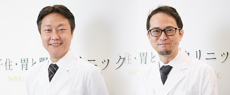 消化器のかかりつけ医として、患者さんに寄り添う医療を提供します。