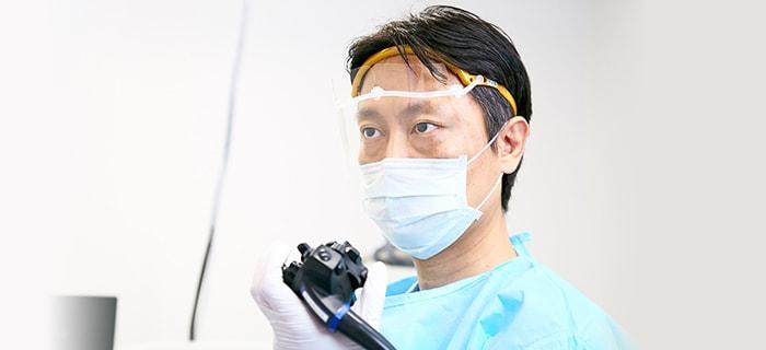 大腸カメラ検査(下部内視鏡)